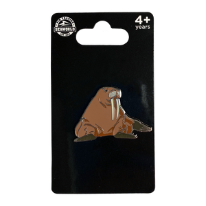 Core Walrus Pin