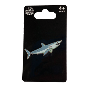 Mako Shark Pin
