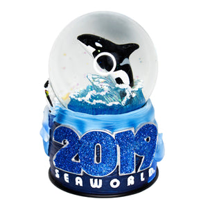 SeaWorld 2019 Dated Waterglobe