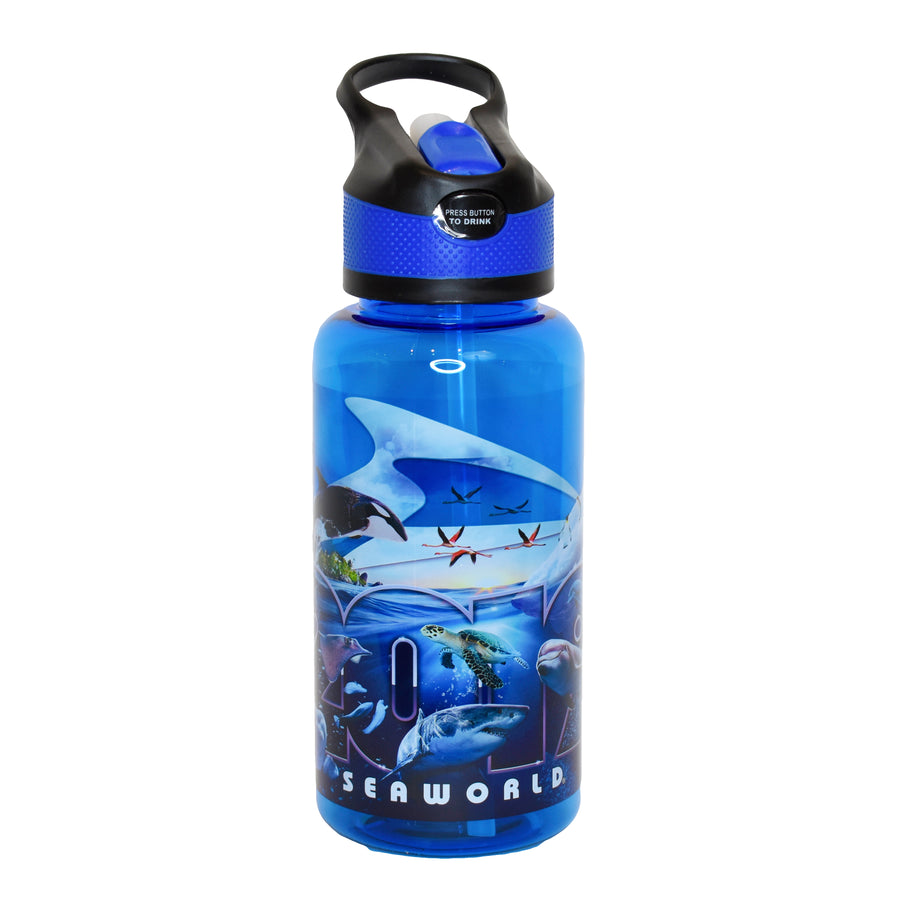 SeaWorld 2019 Dated Tumbler - 32oz