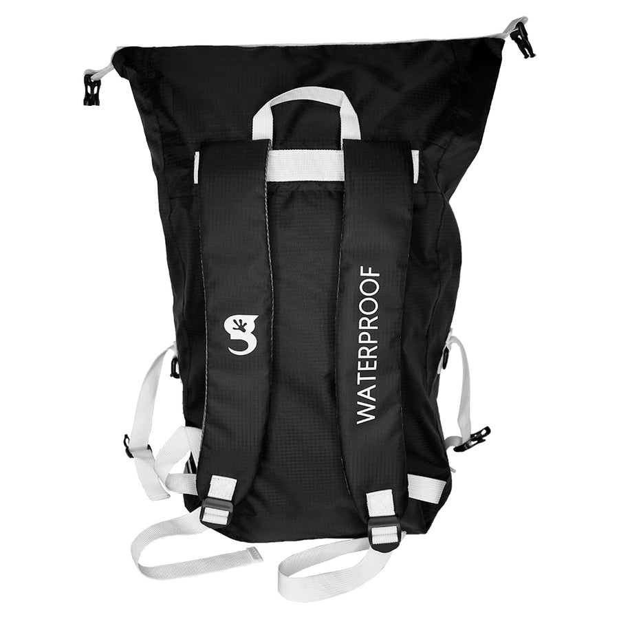 SeaWorld Rescue Waterproof Backpack - Black