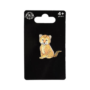 Baby Cheetah Pin