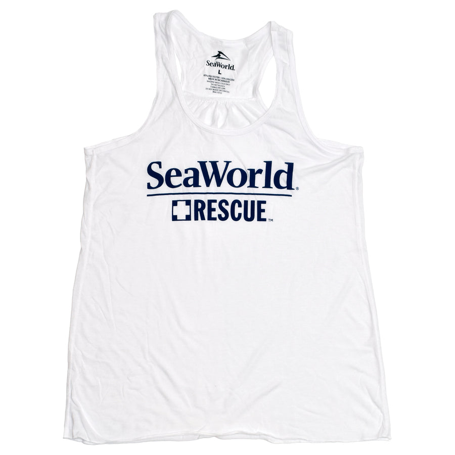 SeaWorld Rescue Ladies Tank