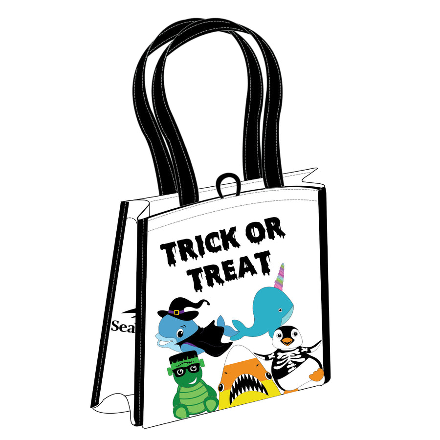 Halloween Trick or Treat Reusable Bag