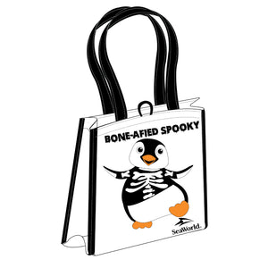 Halloween Bone-afied Spooky Reusable Bag