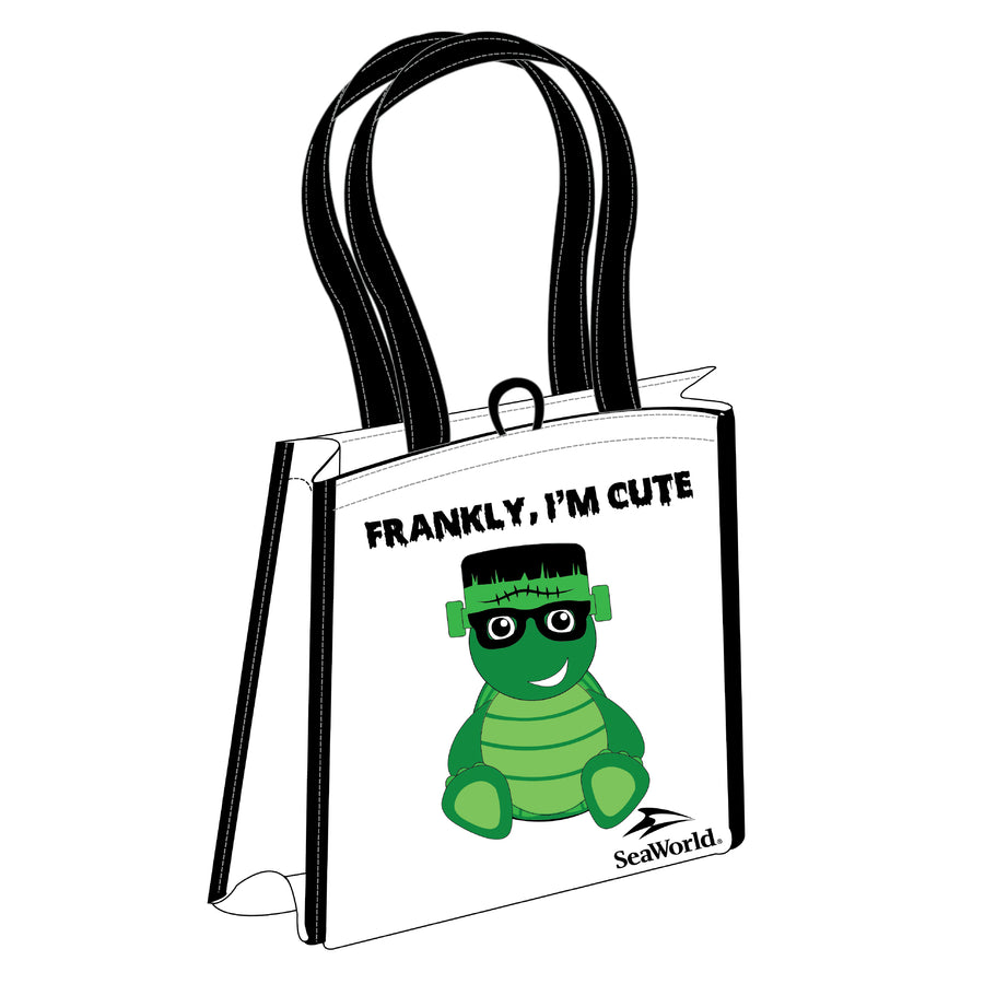 Halloween Frankly, I'm Cute Reusable Bag