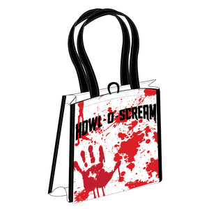 Howl-O-Scream Logo Reusable Bag
