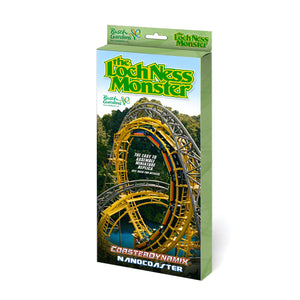 Nanocoaster Loch Ness Monster Replica