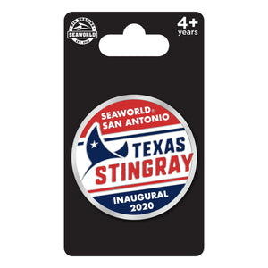 SWT Stingray Inaugural Special Edition Pin