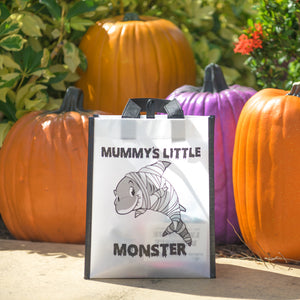 Mummy's Little Monster Reusable Bag
