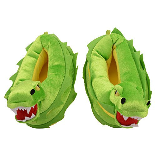 Lochness Monster Youth Slippers