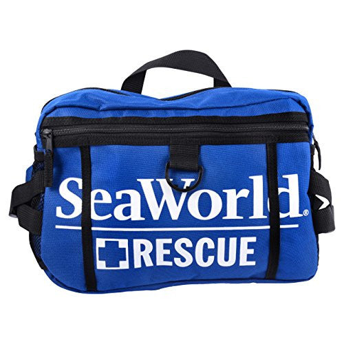 SeaWorld Rescue Utility Blue Pack