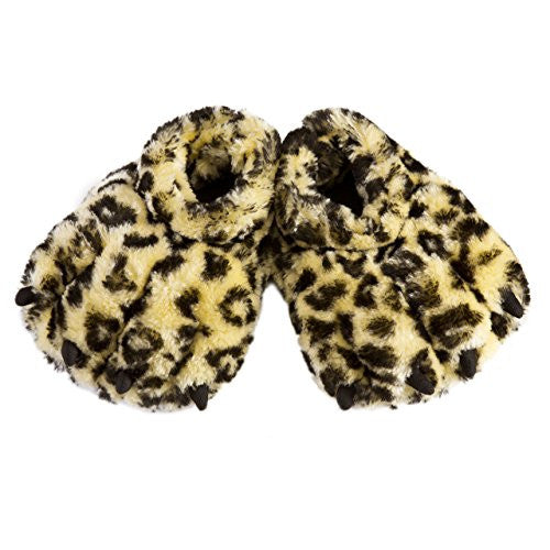 Cheetah Youth Slippers