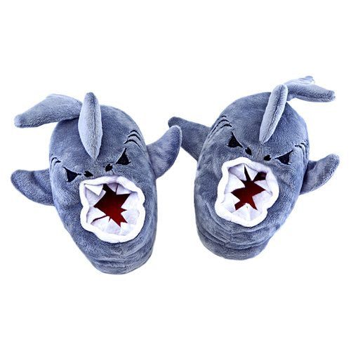 Shark Adult Slippers
