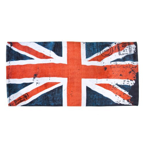 Union Jack Beach Towel