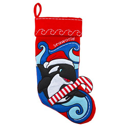 SeaWorld Shamu Stocking