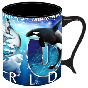 SeaWorld 2020 Dated Coffee Mug