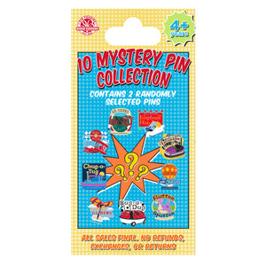 Busch Gardens Williamsburg My First Ride Mystery Pin Set
