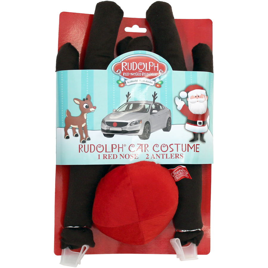 Rudolph the Red Nose Reindeer ® Rudolph Car Antlers