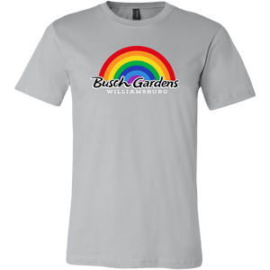 Busch Gardens Williamsburg Arched Rainbow Tee