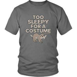 Busch Gardens Sloth Costume Adult Tee