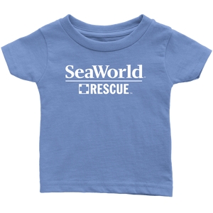 SeaWorld Rescue Logo Infant Tee
