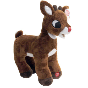 Rudolph Light Up Plush