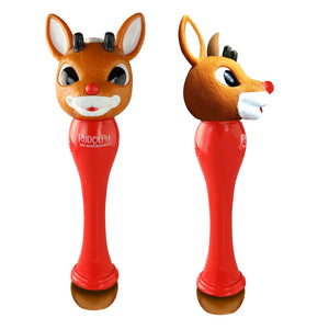 Rudolph Bubble Wand