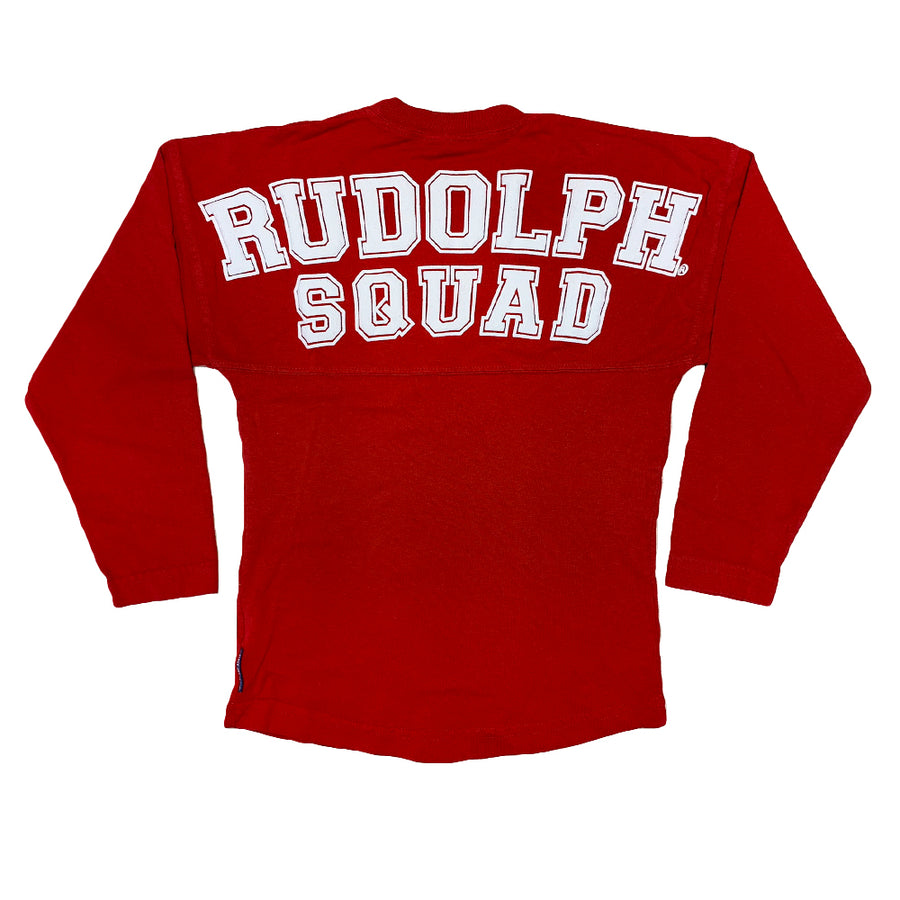 Youth Rudolph Spirit Jersey - Red