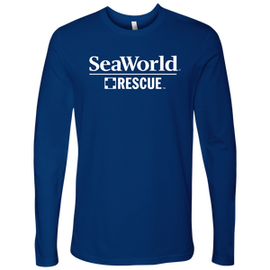 SeaWorld Rescue Logo Long Sleeve Tee