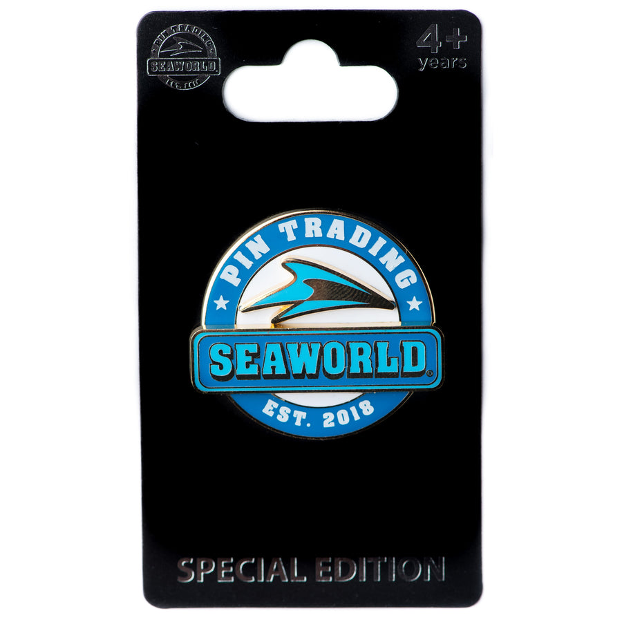 Special Edition SeaWorld Pin Trading Pin