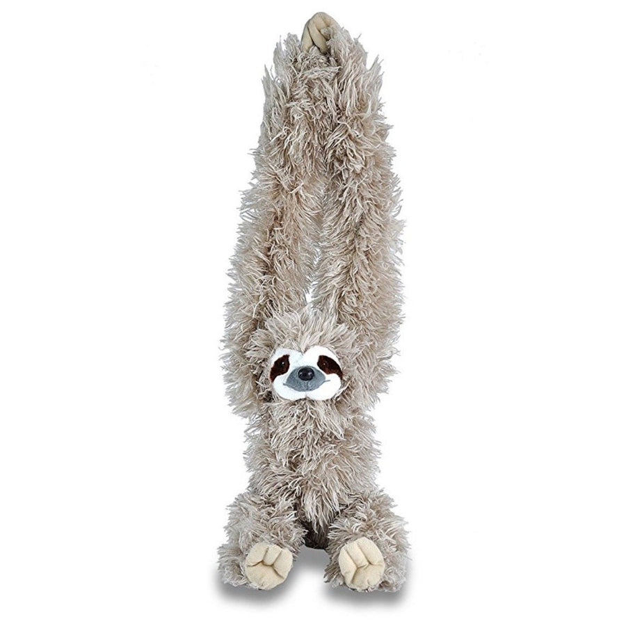 Hanging Three-Toed Sloth Plush 30""