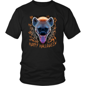 Busch Gardens Happy Halloween Hyena Adult Tee