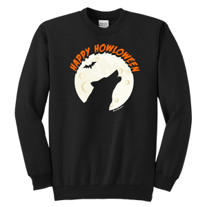 Busch Gardens Howloween Youth Crew Fleece