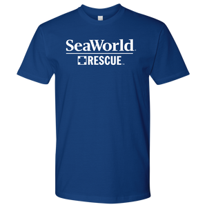 SeaWorld Rescue Logo Tee