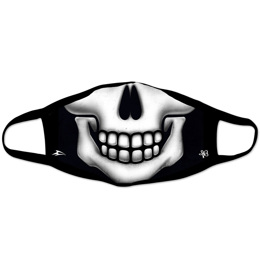 Skeleton Youth Face Mask