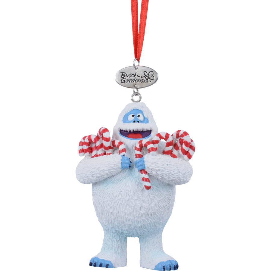 Busch Gardens Bumble with Candy Ornament