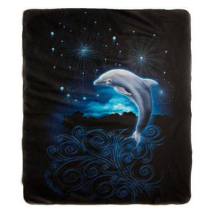 Dolphin Fireworks Throw