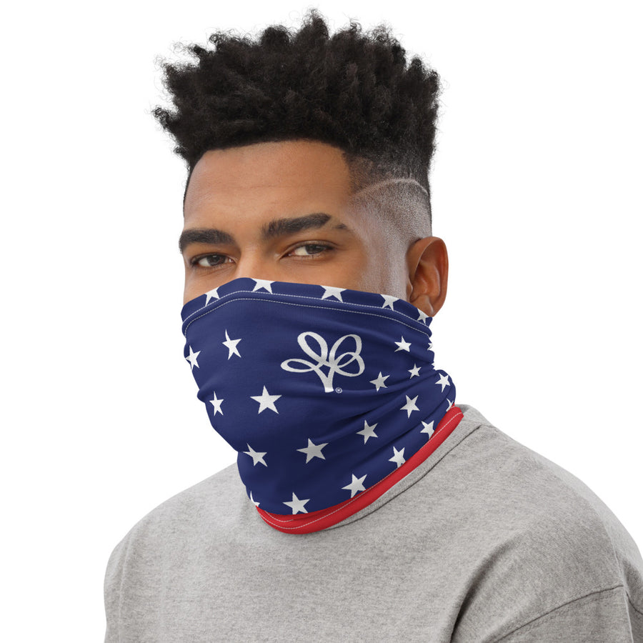Busch Gardens Gaiter Mask - Stars and Stripes