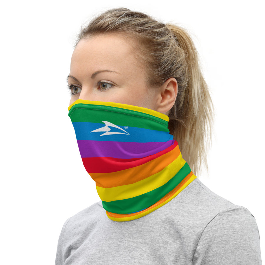 SeaWorld Gaiter Mask - Rainbow