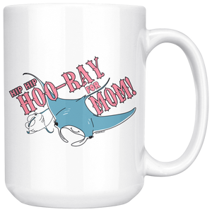 SeaWorld HooRay for Mom Mug