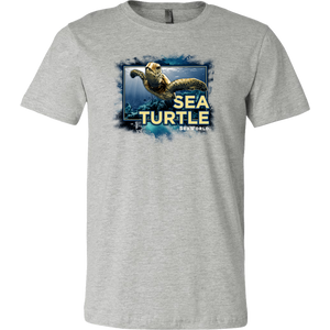 SeaWorld Sea Turtle Photo Tee