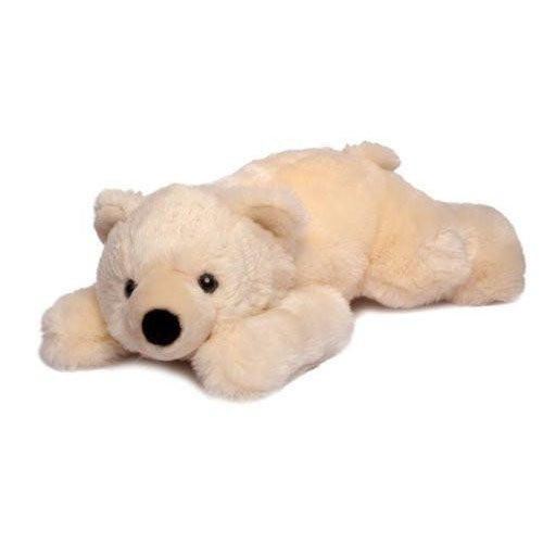 Slushy Polar Bear Plush 19""