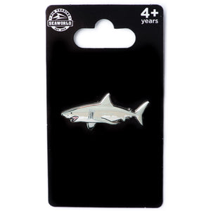 Great White Pin