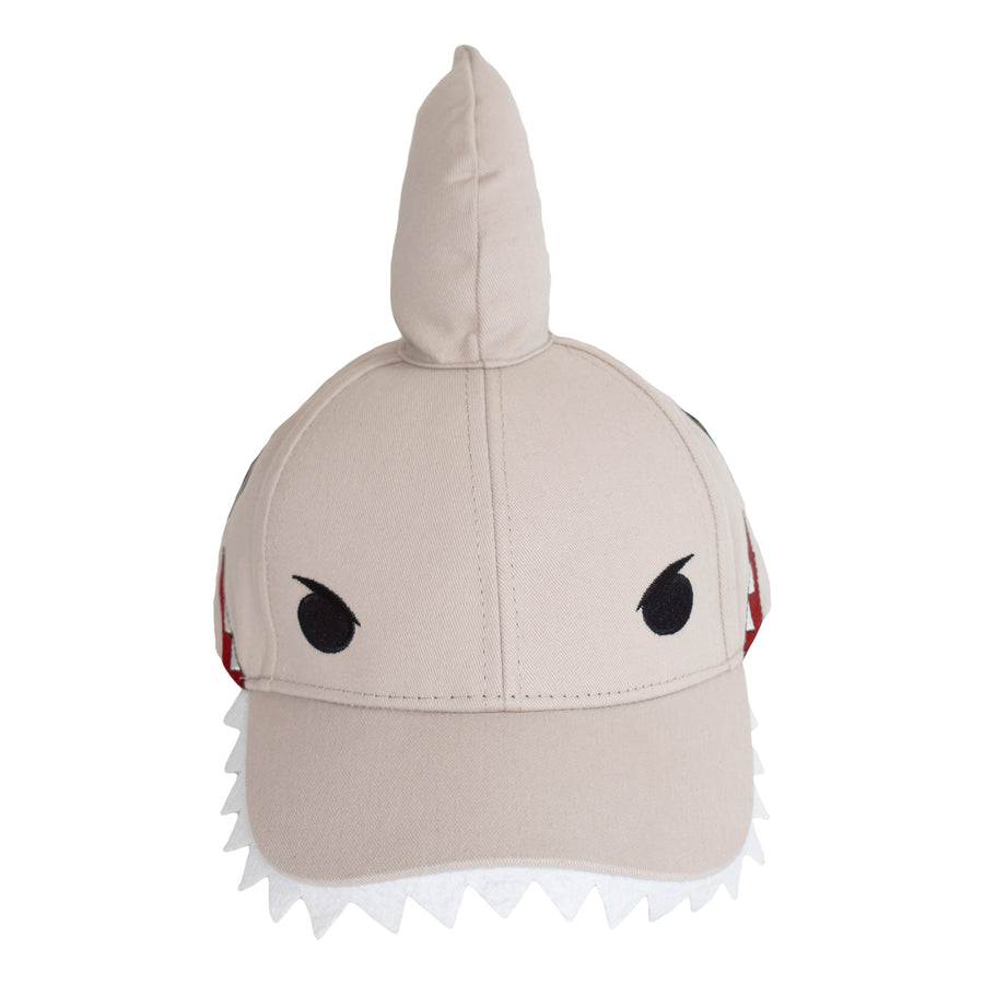 Youth 3D Shark Teeth Hat