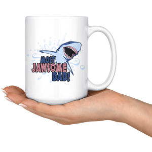 SeaWorld Most Jawsome Dad Mug