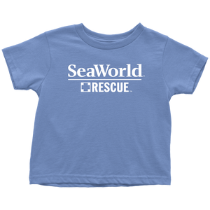 SeaWorld Rescue Logo Toddler Tee