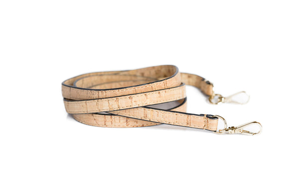 cork shoulder strap
