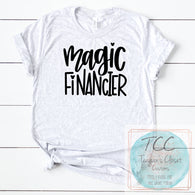 MAGIC FINANCIER *SUBLIMATION*