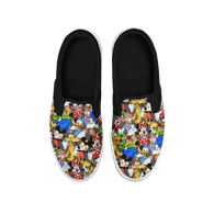 EXCLUSIVE MICKEY STACKED KICKS - PREORDER